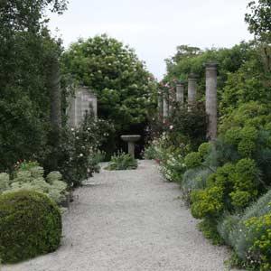 Garden Design Perspective