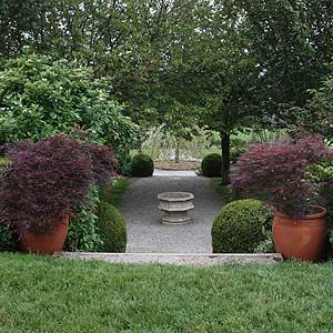 Garden Design Transition